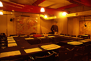 Churchill War Rooms - London